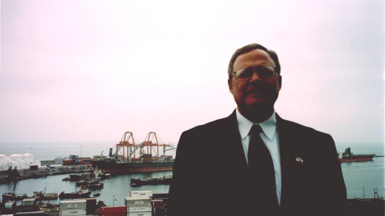 Gary at San Antonio Port